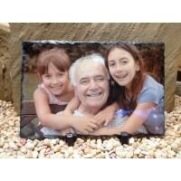 6 Large Photo Slates (save on shipping) - Product Image