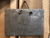 Hanging Refurbished Roofing Slates - Product Image