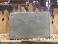 Personalized Large Rectangle Pennsylvania Field Stone - Product Image